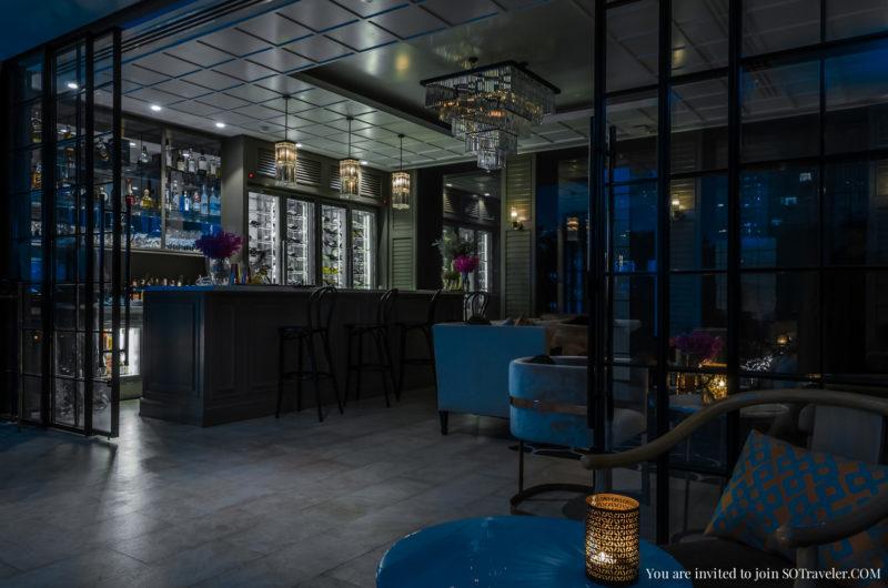 Oriental Bar Atmosphere