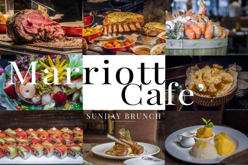 Sunday Brunch Marriott Cafe