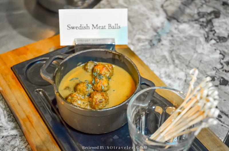 Swedish Meat Balls (มีทบอล)