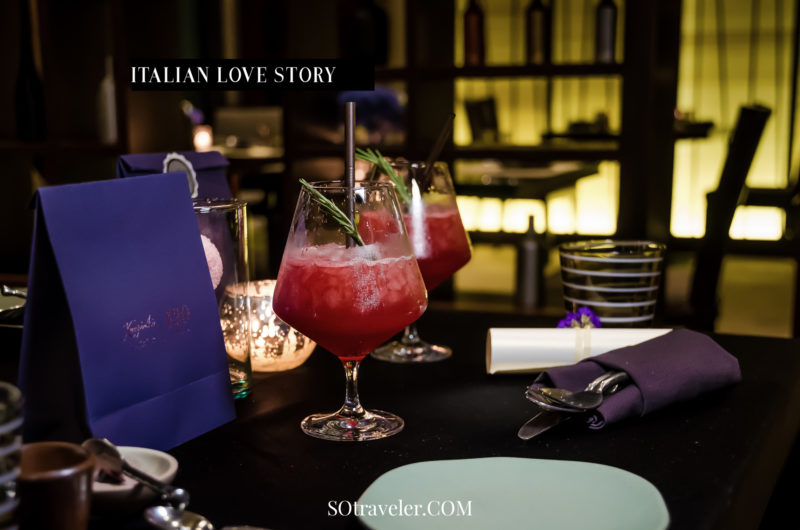 ITALIAN LOVE STORY