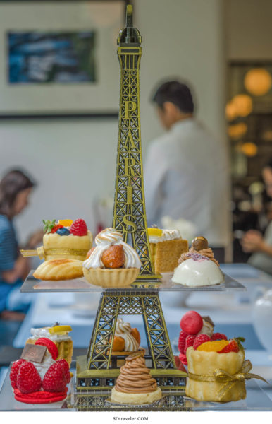 Afternoon Tea ที่ Cafe Claire