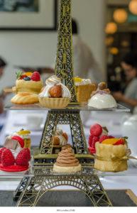 """Voyage à Paris Afternoon Tea"" ร้าน Cafe Claire โรงแรมโอเรียนเต็ลเรสซิเดนซ์ กรุงเทพฯ"