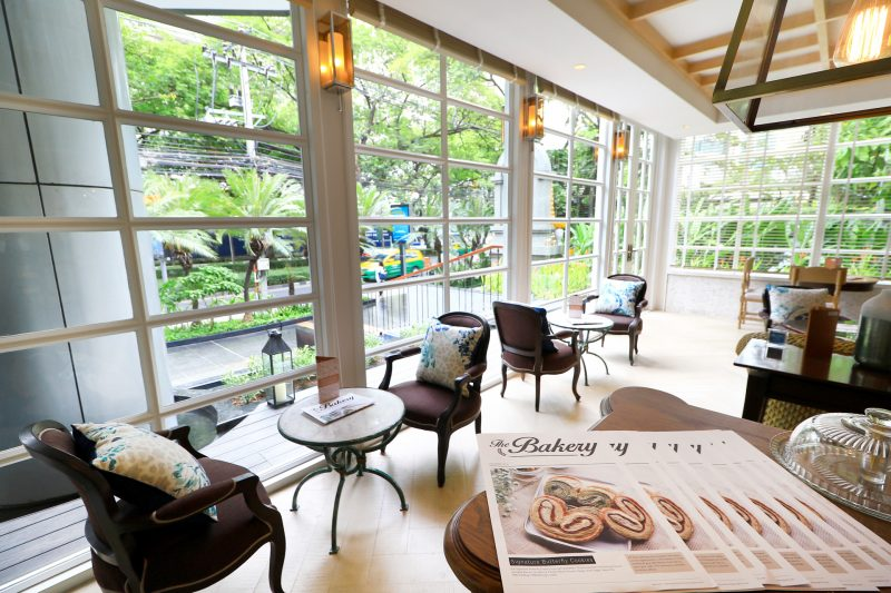 Athenee Hotel, A Luxury Collection Hotel, Bangkok -05. The Bakery