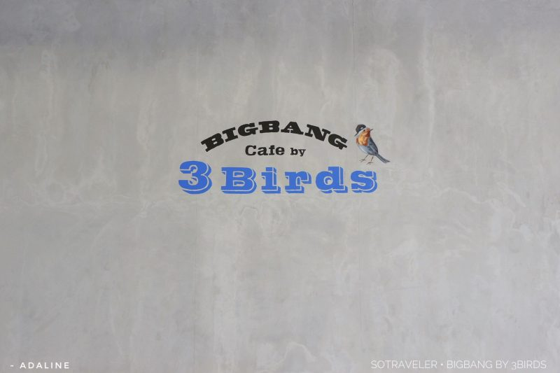 Bigbang Cafe by 3Birds