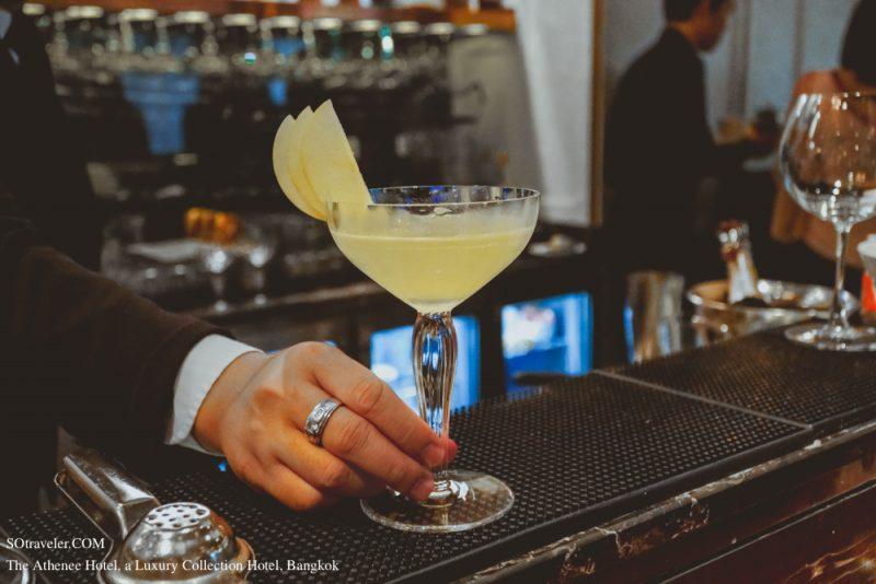 """ซิกเนเจอร์ค็อกเทล """"The Last Cocktail"""" INSPIRED BY THE LUXURY COLLECTION"""