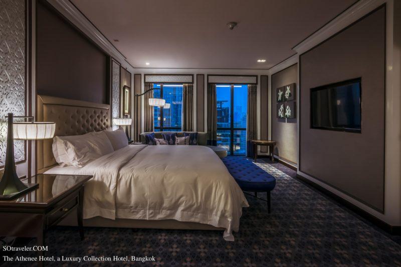 ที่นอนที่นุ่มสบายอันเป็นเอกลักษณ์ของ แบรนด์ ลักซ์ชูรี คอลเล็คชั่น, Royal Club Suite