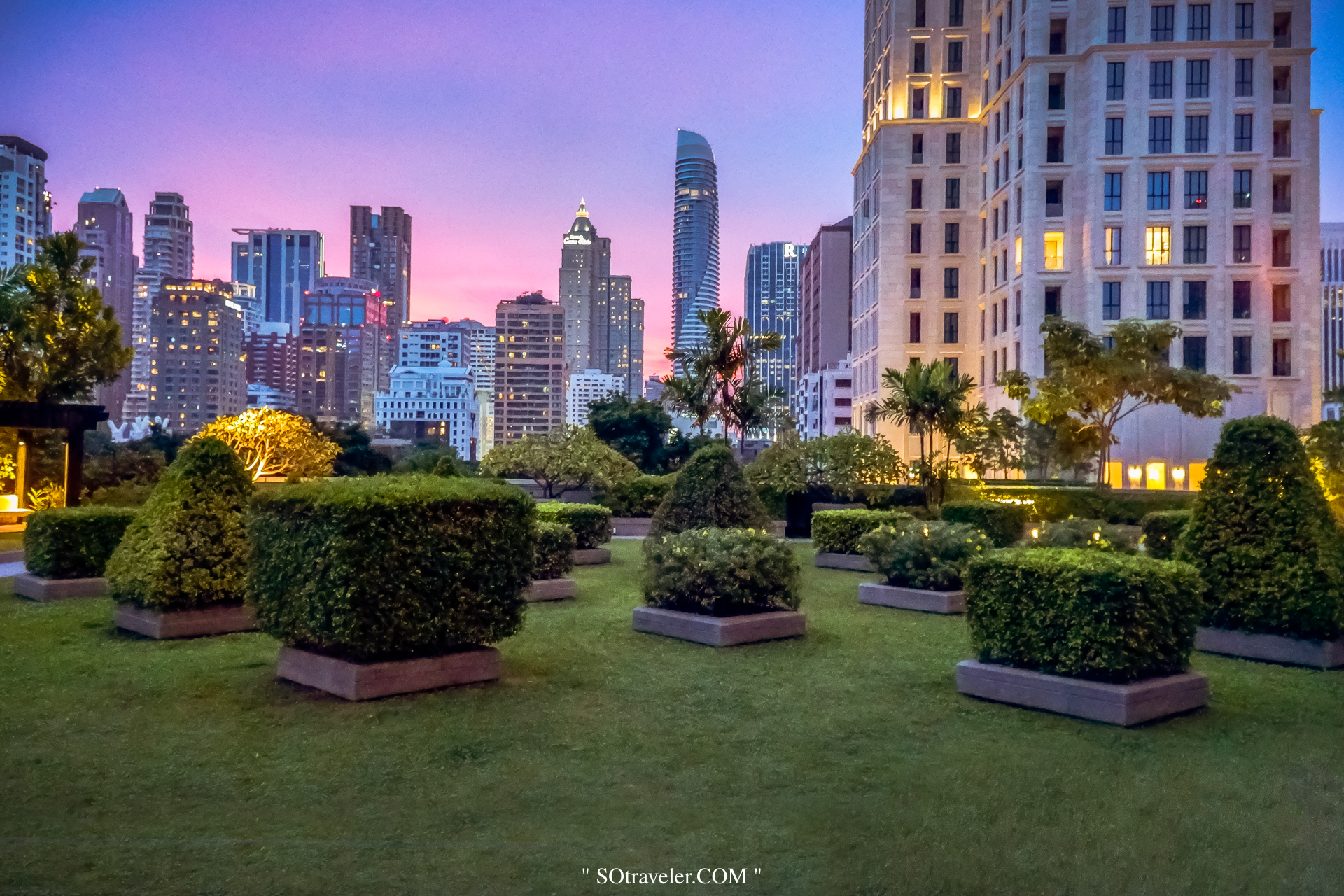 Hotel in Bangkok | The Athenee Hotel, a Luxury Collection
