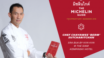 Chef Winners : SRA BUA BY KIIN KIIN