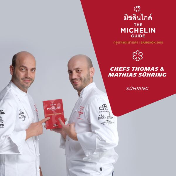 Chef Winners : SÜHRING