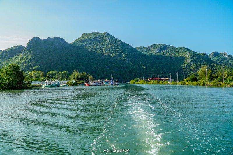 Pulakorn Private Beach Resort สามร้อยยอด รีวิว ประจวบคีรีขันธ์ - บ้านปูละคอน รีสอร์ท ล่องเรือ จิบชา 10