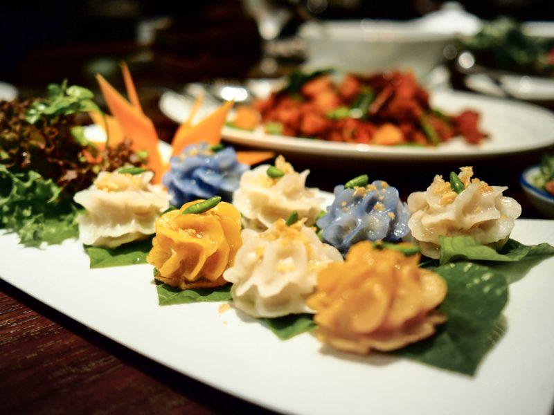 'ช่อมาลีไส้ปลา' – ความงดงามของอาหารไทยอีกจาน เมนูนี้ได้แรงบันดาลใจมาจากช่อม่วง