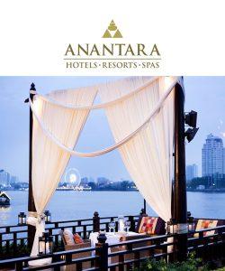 ANANTARA HOTELS AND RESORTS