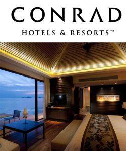 CONRAD HOTELS AND RESORTS