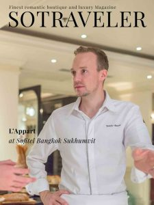 Sofitel Bangkok Sukhumvit : L'Appart - Feel like home Rooftop Dining