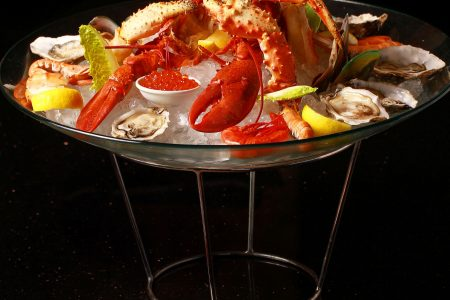Red Sky - The Seafood Bar-Seafood on Ice