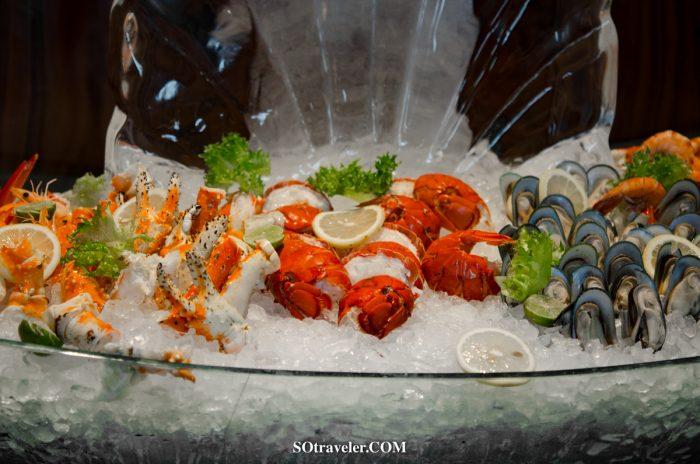 Sunday Brunch Siam Kempinski Seafood