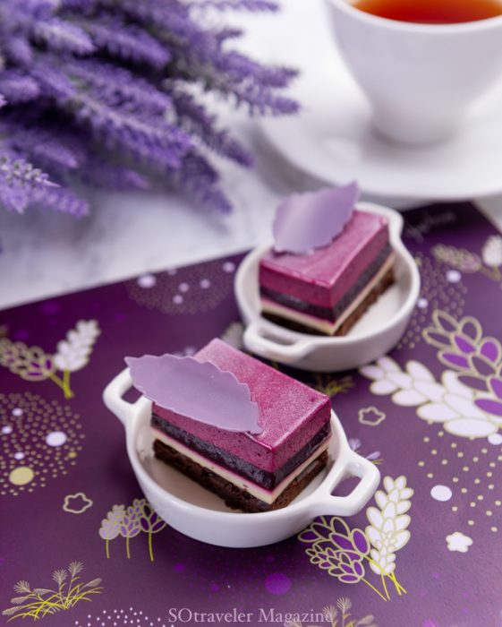 Lavender Afternoon Tea