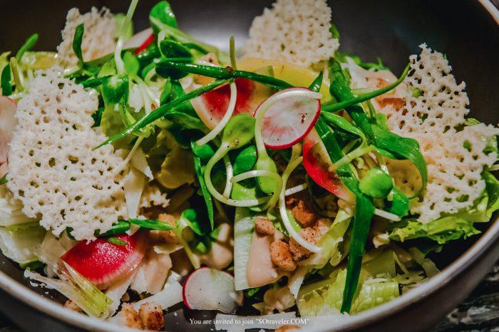 """Grilled Caesar Salad"" : 350.- บาท"