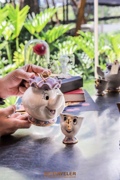 A Fairytale Afternoon Tea -1-3