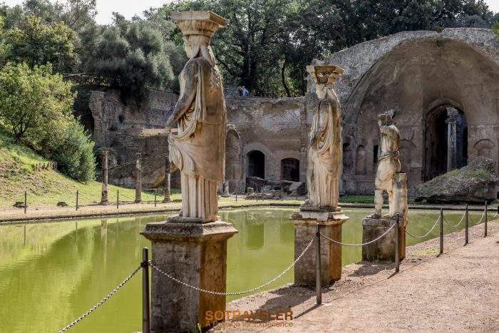South Italy Villa Adriana