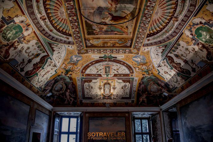 South Italy Villa D Este