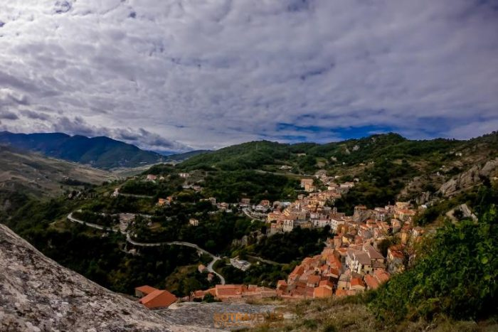 Castelmezzano Italy