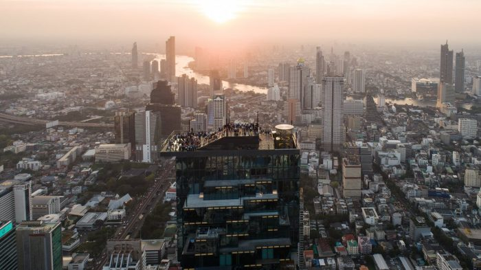 King Power Mahanakhon Celebrates New Year's Eve with Bangkok's Highest Countdown and Rooftop Party