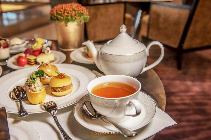 Festive Afternoon Tea Buffet Siam Kempinski Bangkok