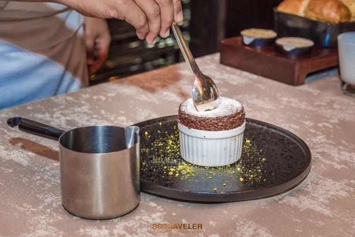 Prime steakhouse Millennium Hilton