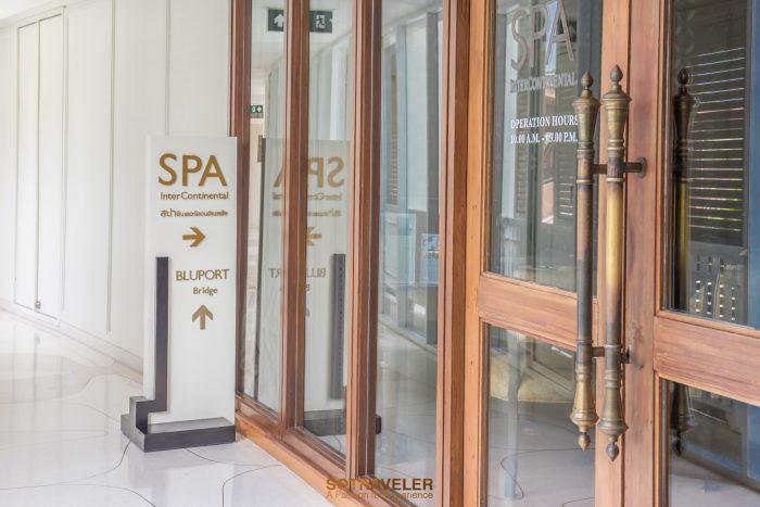 SPA InterContinental Hua Hin Review