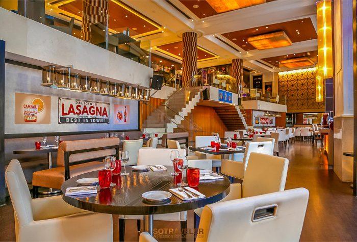 Volti Restaurant & Bar Trattoria Shangrila Bangkok Aperitivo Chef Deivid Paiva