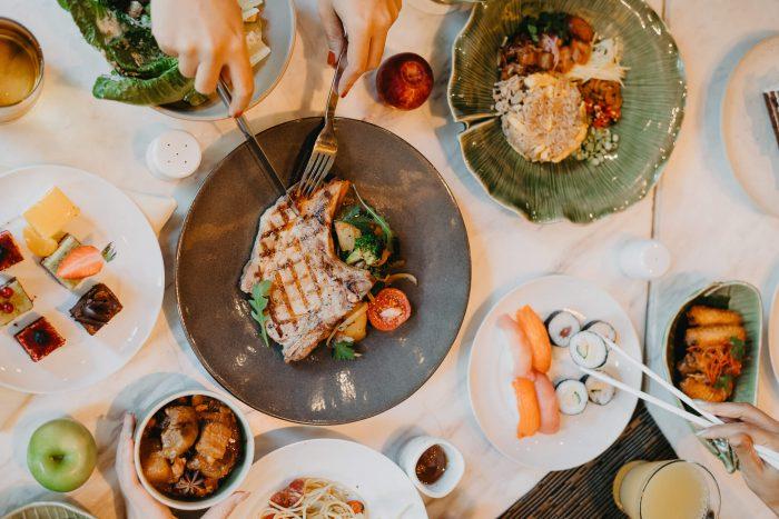 54th Thai Tiew Thai 57th Street International Buffet
