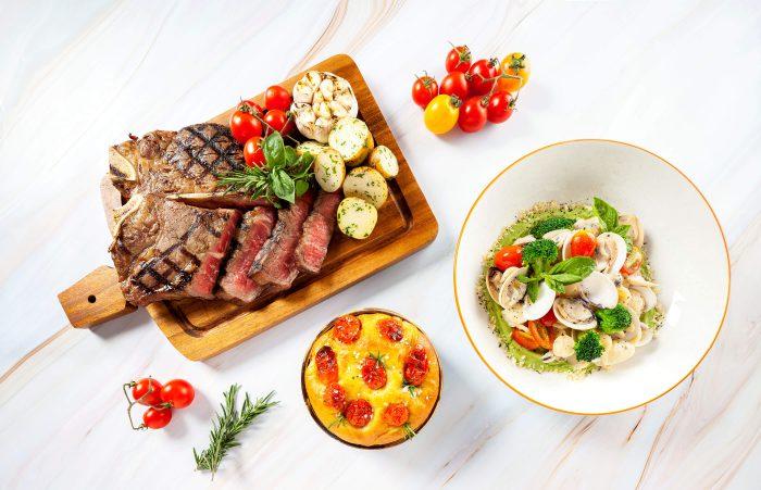 Figs Hyatt Regency Hua Hin Opening Food