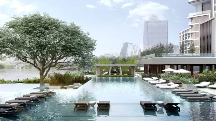 Four Seasons Hotel Bangkok Opening