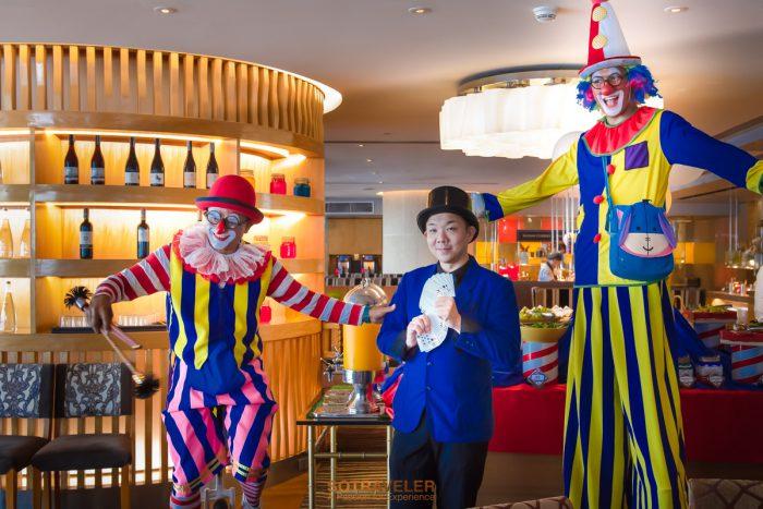 รีวิว Sunday Brunch ห้องอาหาร NEXT2 Café โรงแรม Shangri-La Hotel, Bangkok 2020