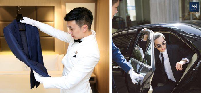 Personal Butler & Concierge Service Silver Voyage Butler