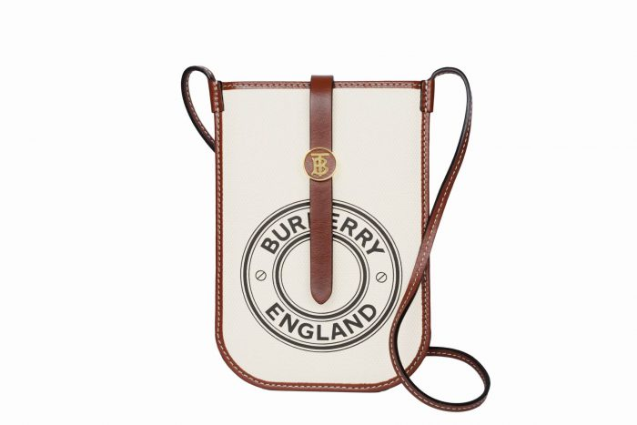 Burberry Spring Summer 2020 Canvas Bag