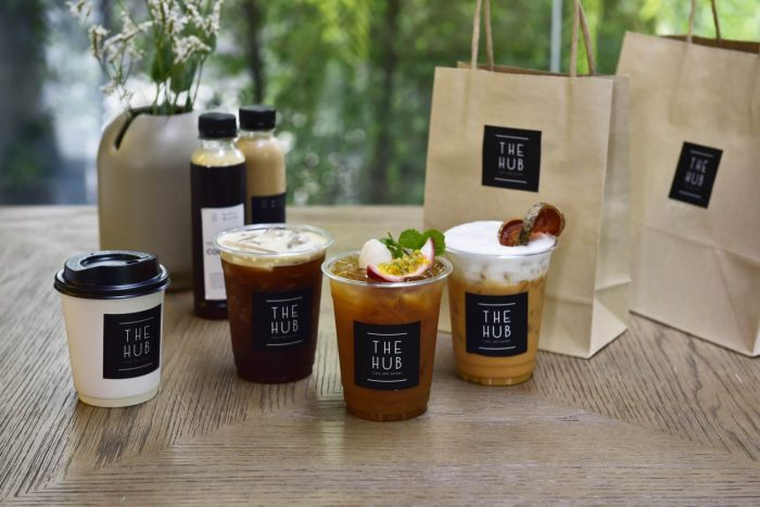 Buy 1 get 1 free The Hub Café & Eatery