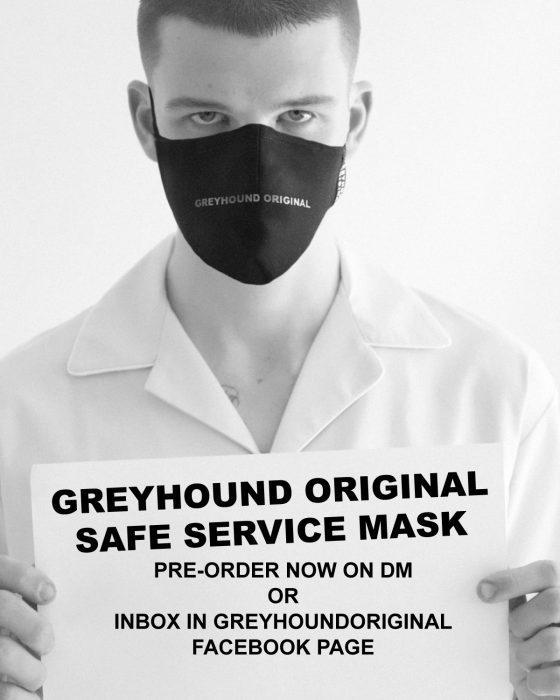 Greyhound Original Mask