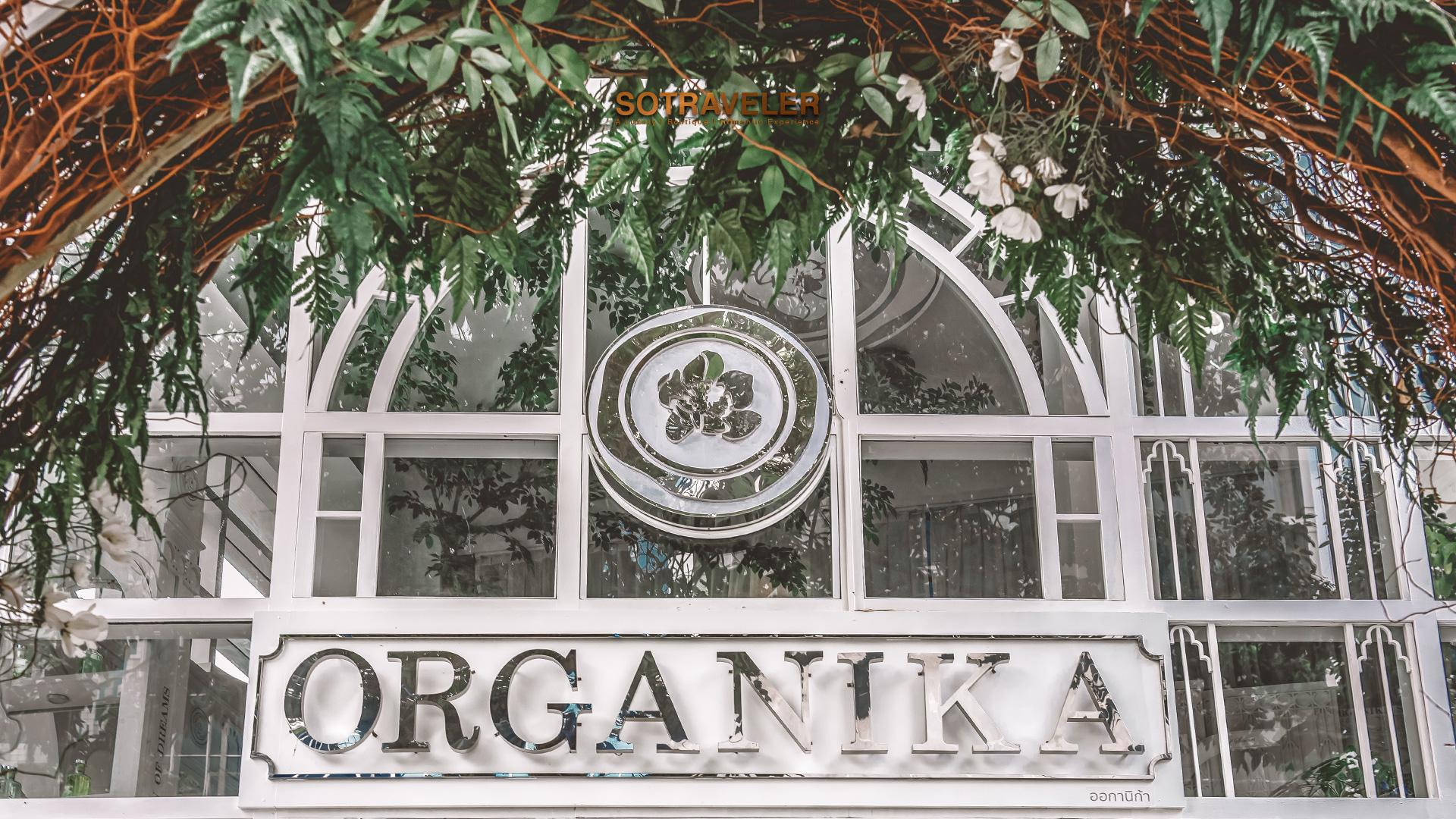 Organika Sanctuary Baan Silom 19