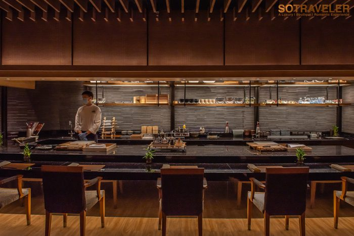 Kintsugi Bangkok by Jeff Ramsey Review Food Bangkok