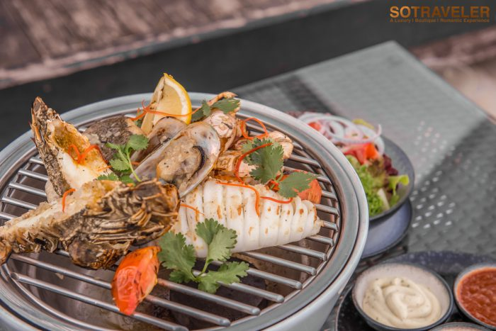 Romantic Dinners Hua Hin Shoreline Beach Club