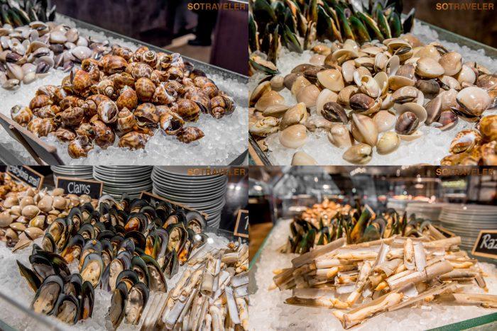 Buffet Sunday Brunch JW Marriott Bangkok