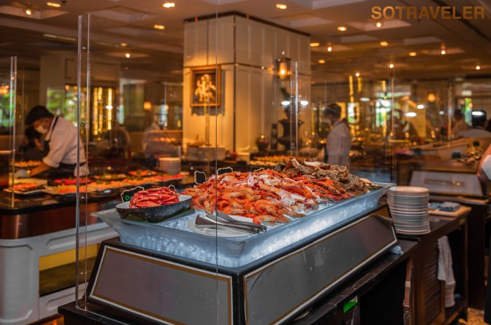 Unlimited Lobster Sunday Brunch The Athenee
