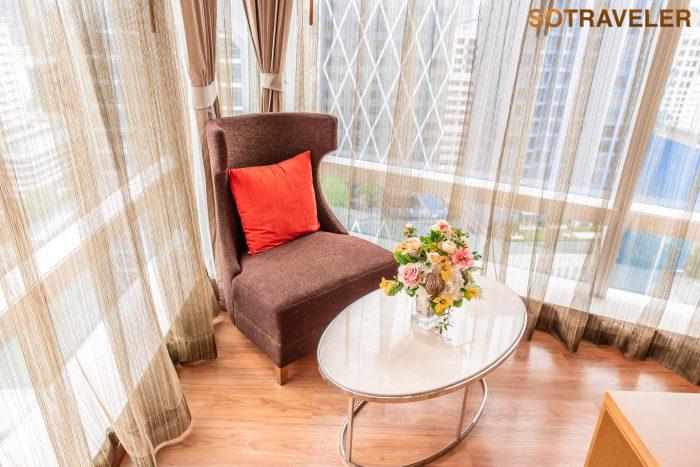 Eastin Grand Hotel Sathorn Bangkok Staycation