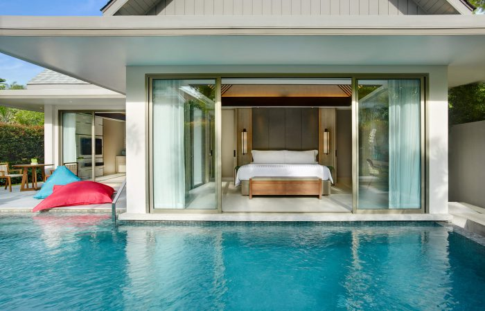 Grand Reserve Pool Villa Santiburi Koh Samui