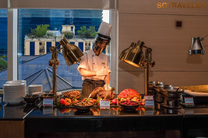 Grand Weekend Buffet Eastin Grand Hotel Sathorn Bangkok