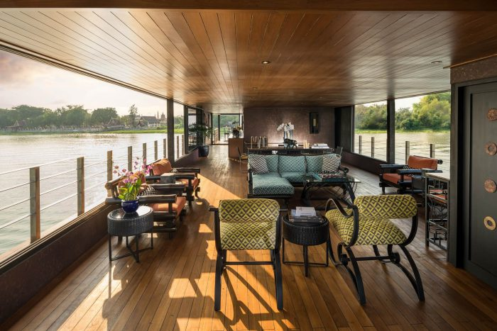 Loy Pela Voyages - Loy River Song - Living Area
