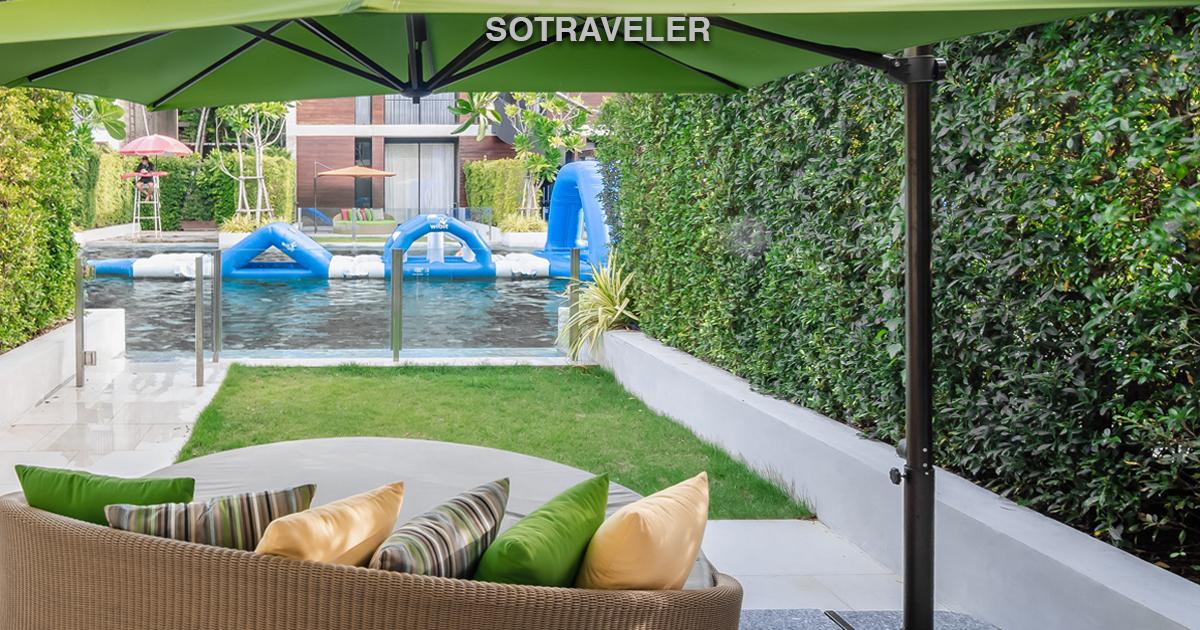 SO Lofty Pool Access So Sofitel Hua Hin Review Cover