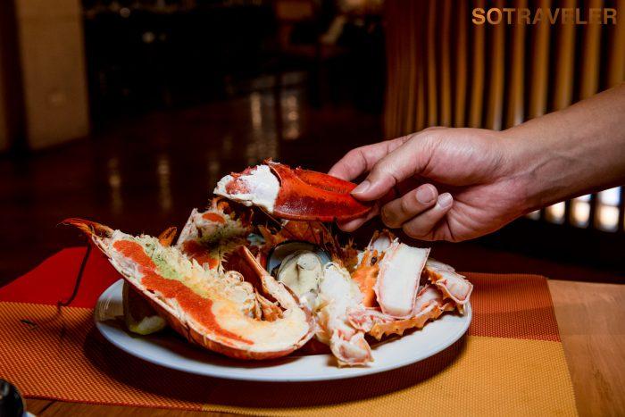 Seafood Night Shangri-La Bangkok
